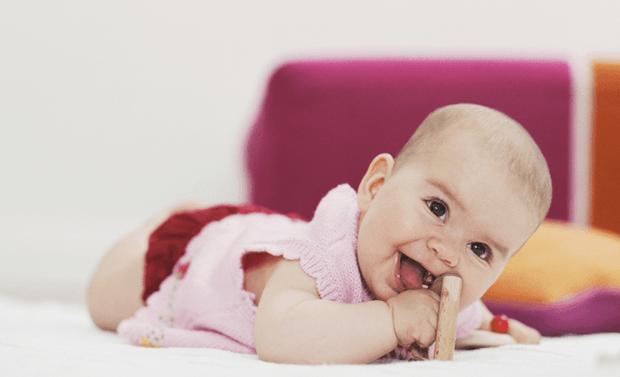 O Desenvolvimento Do Seu Bebê Em 5 Meses De Idade