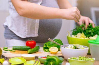 Dieta Durante A Gravidez