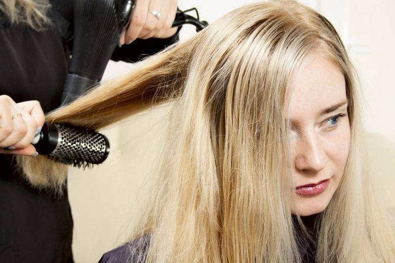 Grávida pode alisar o cabelo?