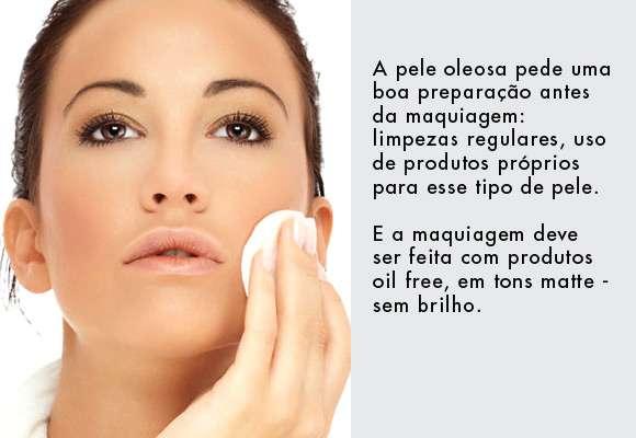 Como tratar a pele oleosa