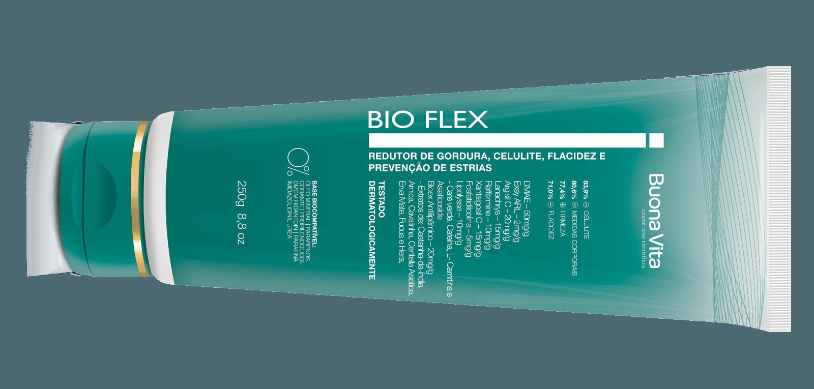 creme para perder barriga Bio Flex bouna vita