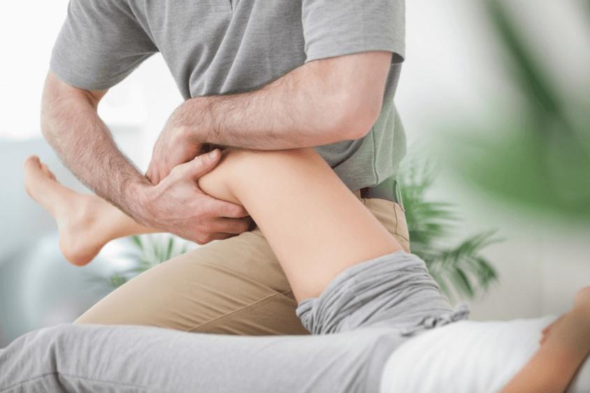 Tratamento para contratura muscular