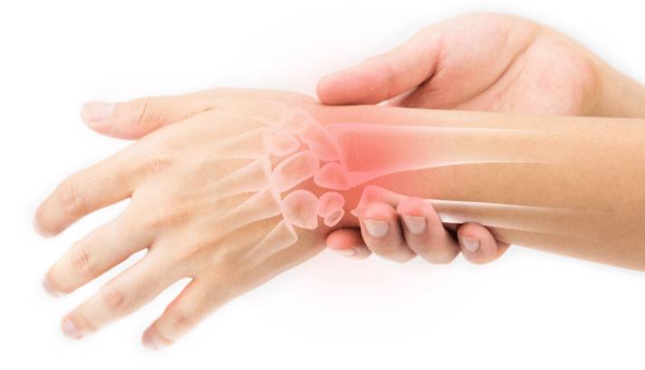 Tendinite na Mão (Inflamação que ocorre nos tendões flexores da mão)