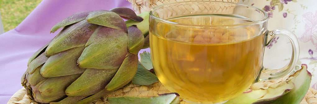 Chá de Alcachofra