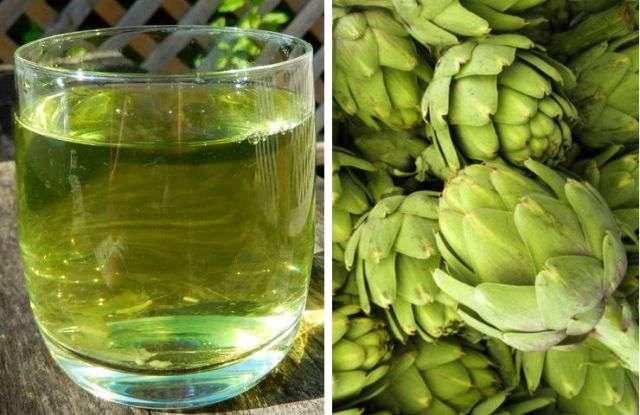 Como depurar o organismo com água de alcachofa