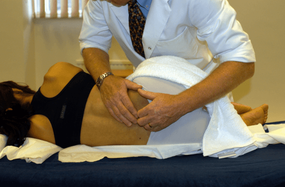 Osteopatia Para Dor Nas Costas
