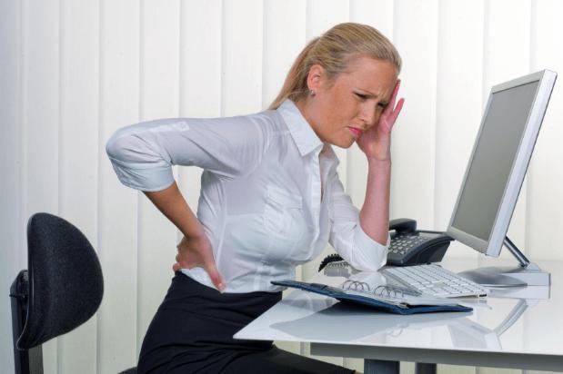 Postura Incorreta Sentado Causa Dor De Costas