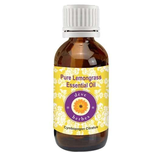 óleo Essencial De Capim Limão, Erva Príncipe Cymbopogon Citratus
