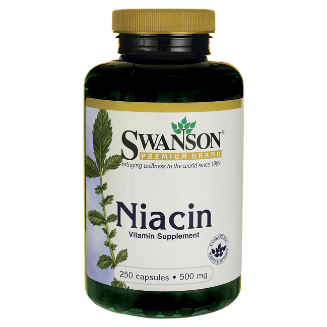 Niacina Vitamina B3