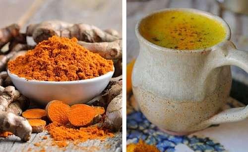 Como fazer um chá anti-inflamatório de açafrão-da-terra (Cúrcuma)
