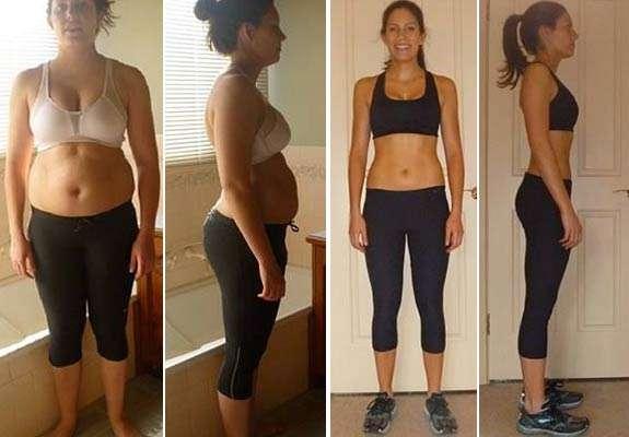 perder peso com piperina antes e depois