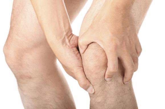 inflamação e dor nos joelhos
