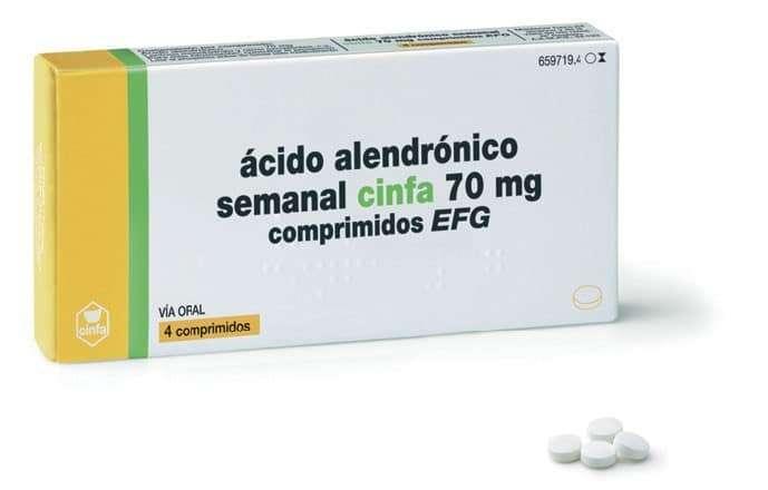 ácido alendrónico cinfa