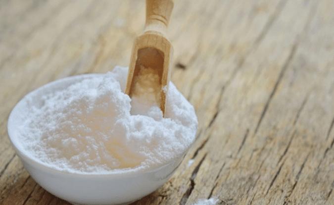 Bicarbonato de sódio para o tratamento da acidez do estômago