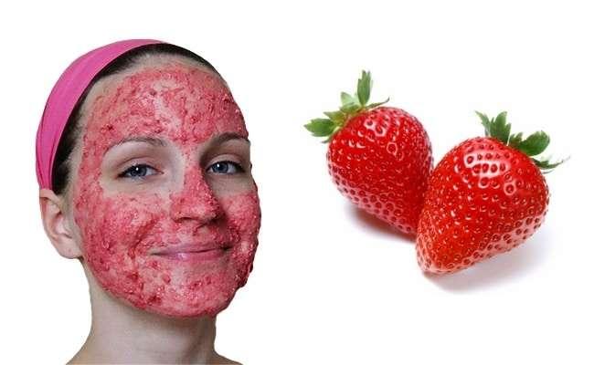 mascara-facial-de-morango