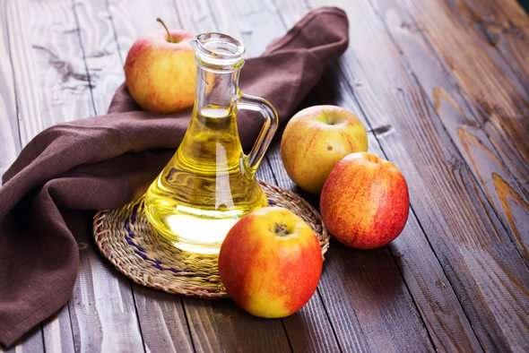 vinagre de maçã eficaz para refluxo gastroesofágico
