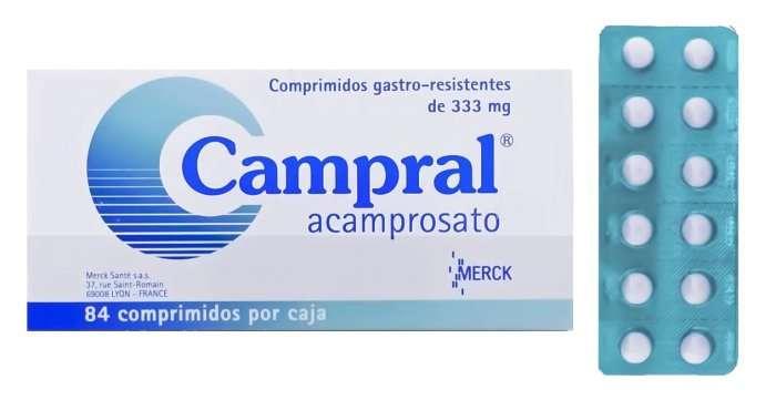 Campral (acamprosato): Medicamento Incrivelmente Eficaz para Tratamento do alcoolismo