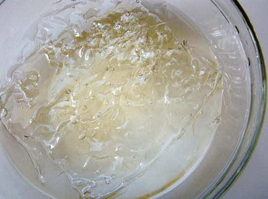 gelatina-incolor