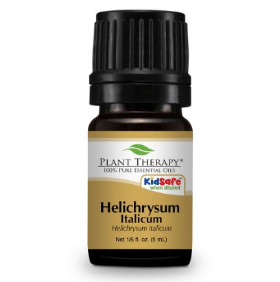 Oleo Essencial De Immortelle Helichrysum Italicum