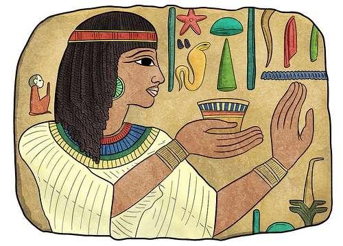 O óleo de Sândalo foi usado na mumificação e embalsamamento. O óleo ajudou a preservar os corpos dos reis, rainhas e faraós.