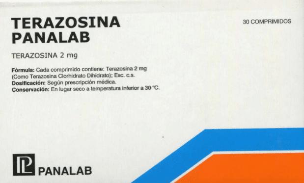 terazosina