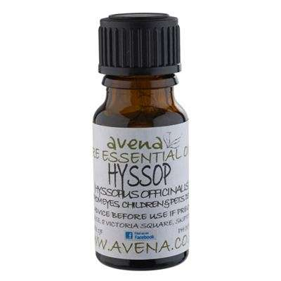 Oleo Essencial De Hissopo Hyssopus Officinalis