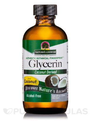 Glicerina Vegetal