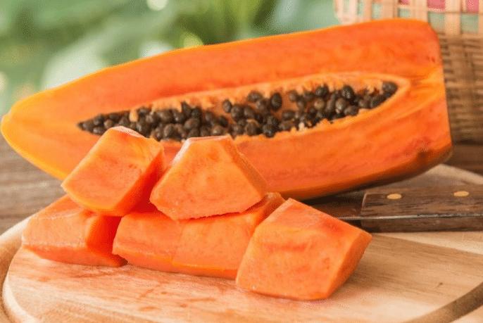 Receita Caseira para Prisão de Ventre (papaia, laranja, linhaça)