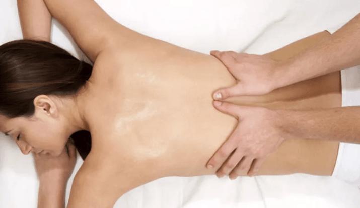 A Massagem Pode Ser A Melhor Terapia Para Aliviar A Dor Nas Costas