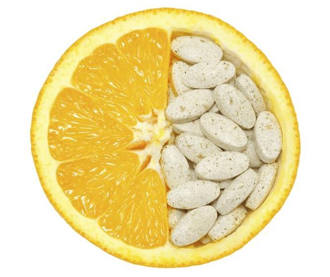Cápsulas De Ácido Ascórbico