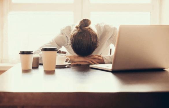 Cansaço Por Falta De Sono