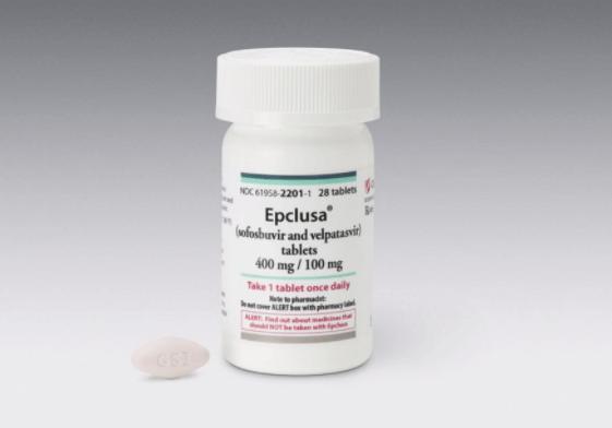 Epclusa é Uma Pilula Usada Para Curar A Hepatite C