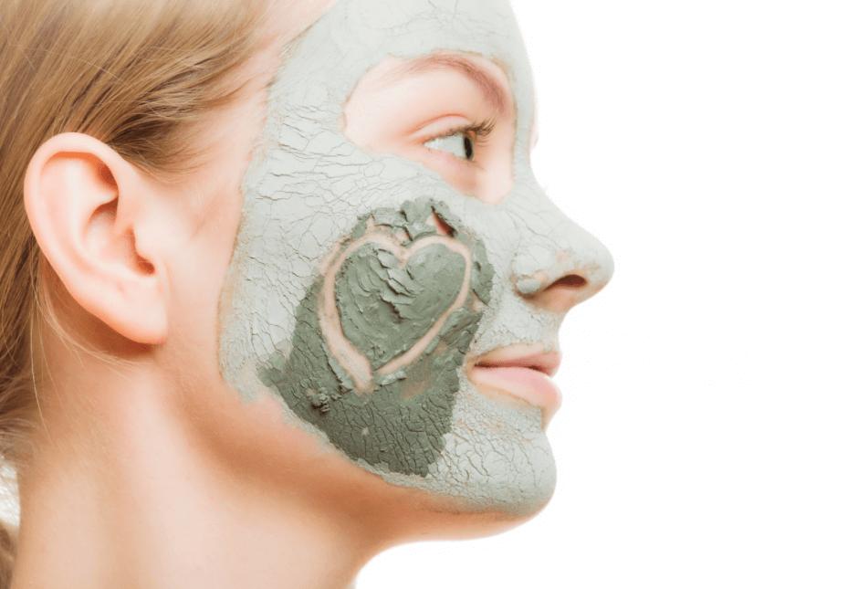 Máscara De Argila Bentonita