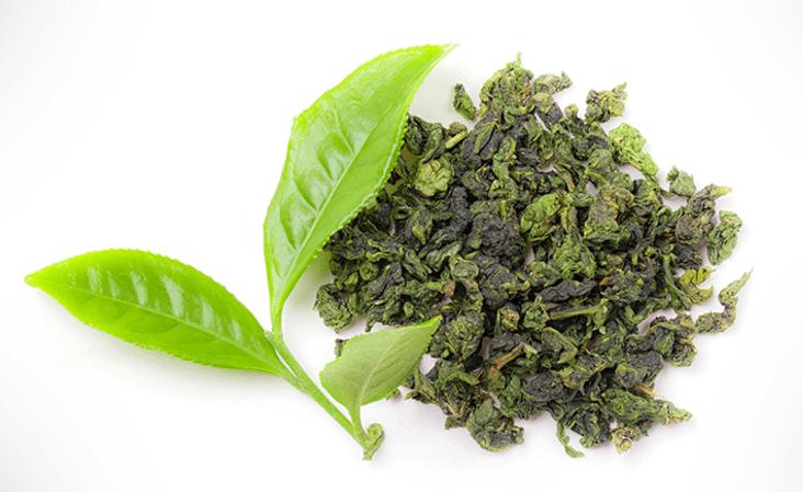 Chá Verde E Mel Para Uma Máscara Facial
