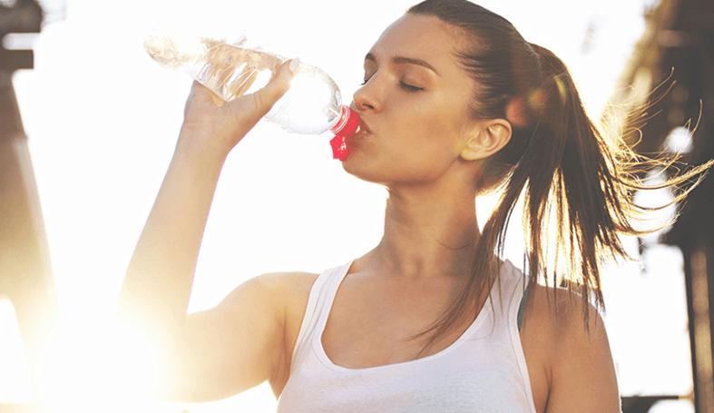 Mantenha Se Hidratada
