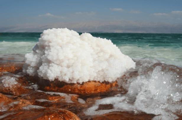 Benefícios Do Sal Do Mar Morto