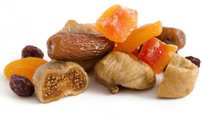 As 10 Frutas Secas / Desidratadas Mais Ricas em Proteínas