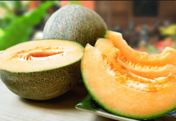 Cantalupo (Meloa) Baixo Em Carboidratos