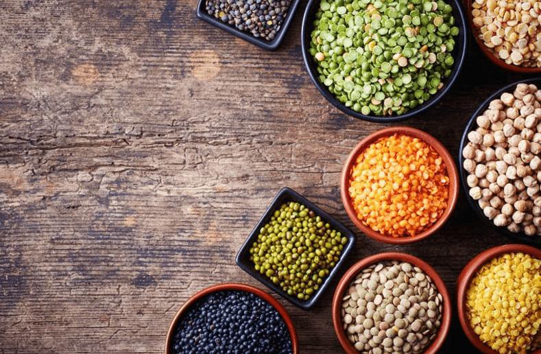 Lentilhas E Outros Legumes