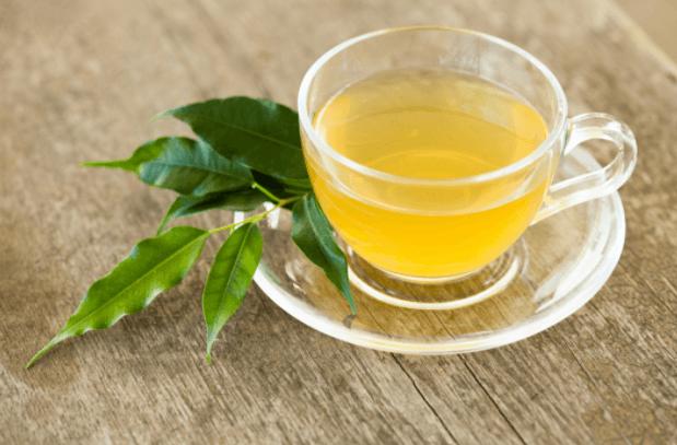 Chá Verde Para Reduzir A Vermelhidão Facial