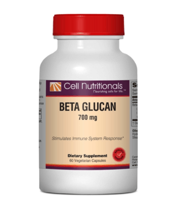 Suplemento De Beta Glucano (β Glucano) Em Cápsulas