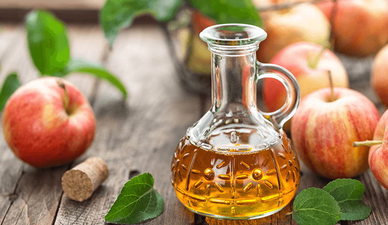 Vinagre para Caspa: Conheça os benefícios da cidra (maçã) para os seus cabelos