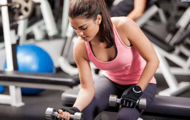 7 Benefícios do Treinamento com Pesos Para a Saúde