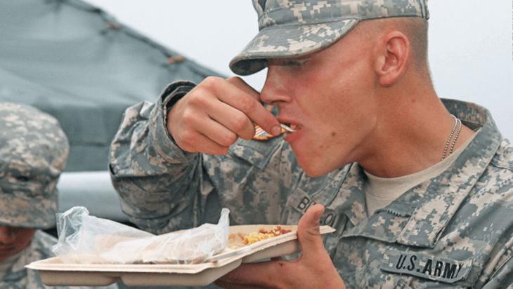 Dieta Militar: Cardápio Alimentar, Potenciais Benefícios e Riscos