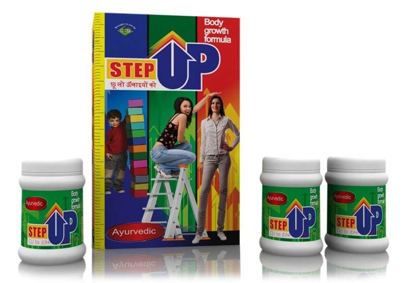 Original Step Up Height Increaser Formula