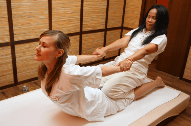 Os 8 Benefícios da Massagem Tailandesa Para a Saúde