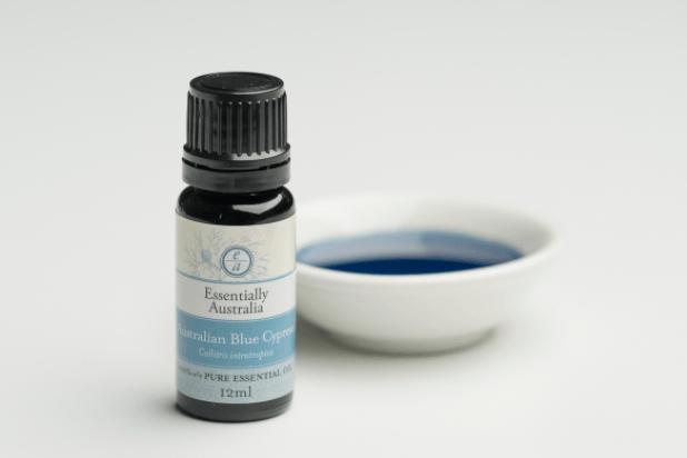 óleo Essencial De Cipreste Azul (Callitris Intratropica)