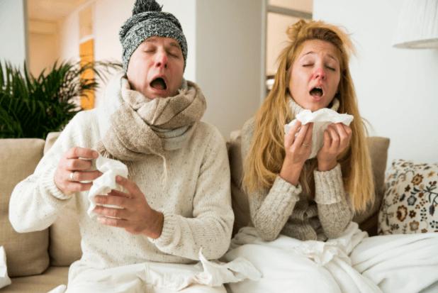 10 Incríveis Óleos Essenciais Para Combater a Gripe