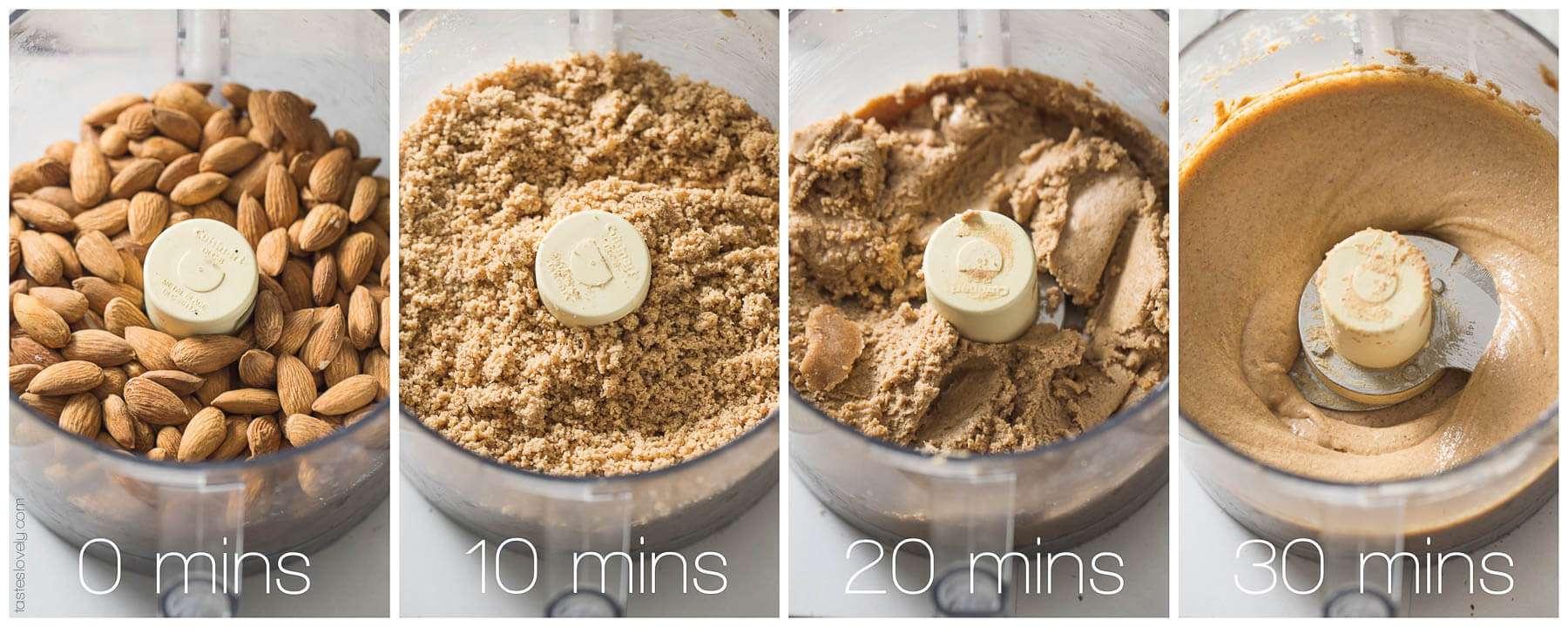 Aprenda A Fazer A Nossa Receita Caseira De Manteiga De Amêndoa Bastante Saborosa