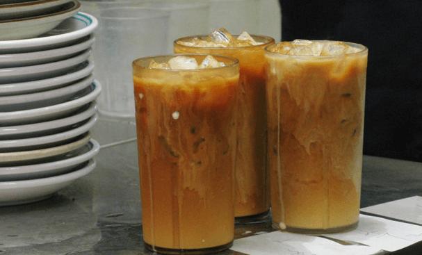 Chá Com Leite Ao Estilo Hong Kong